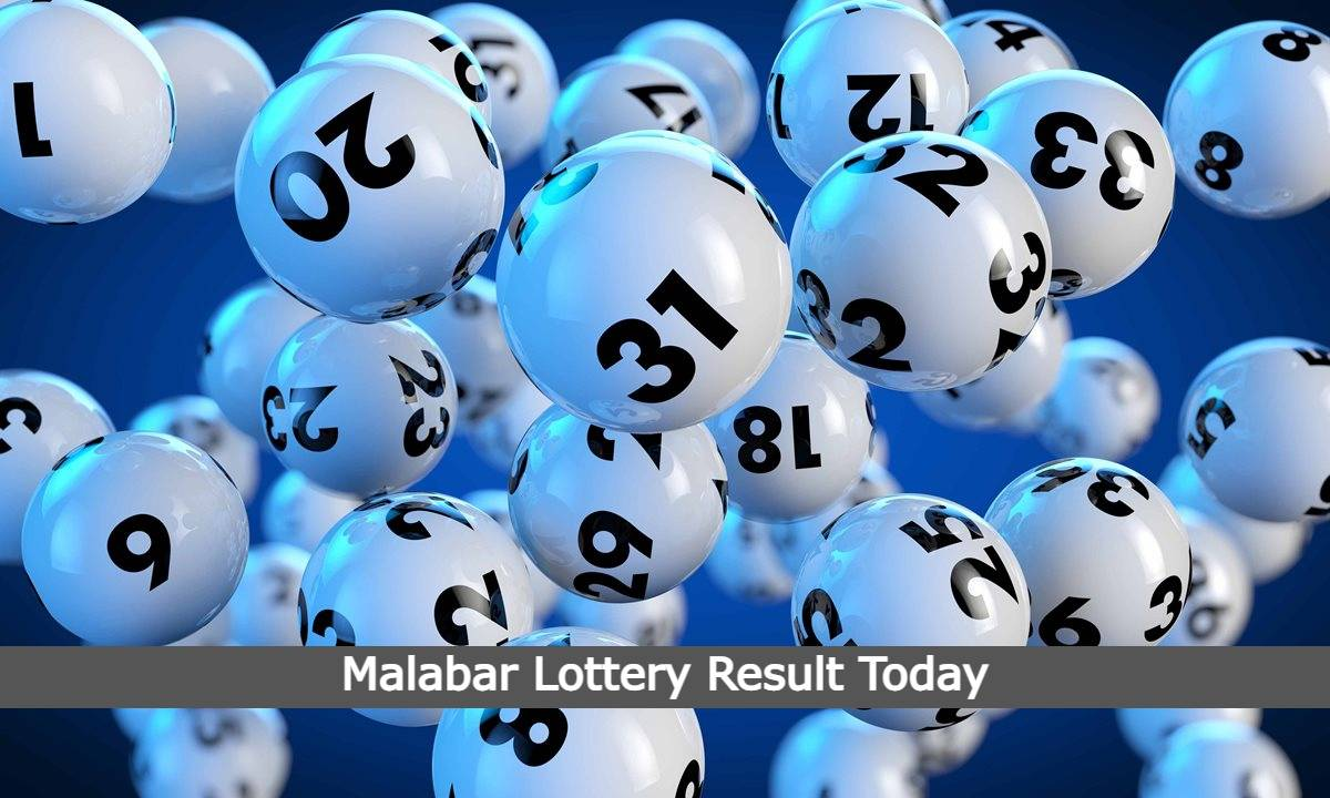 Malabar Lottery Result Today