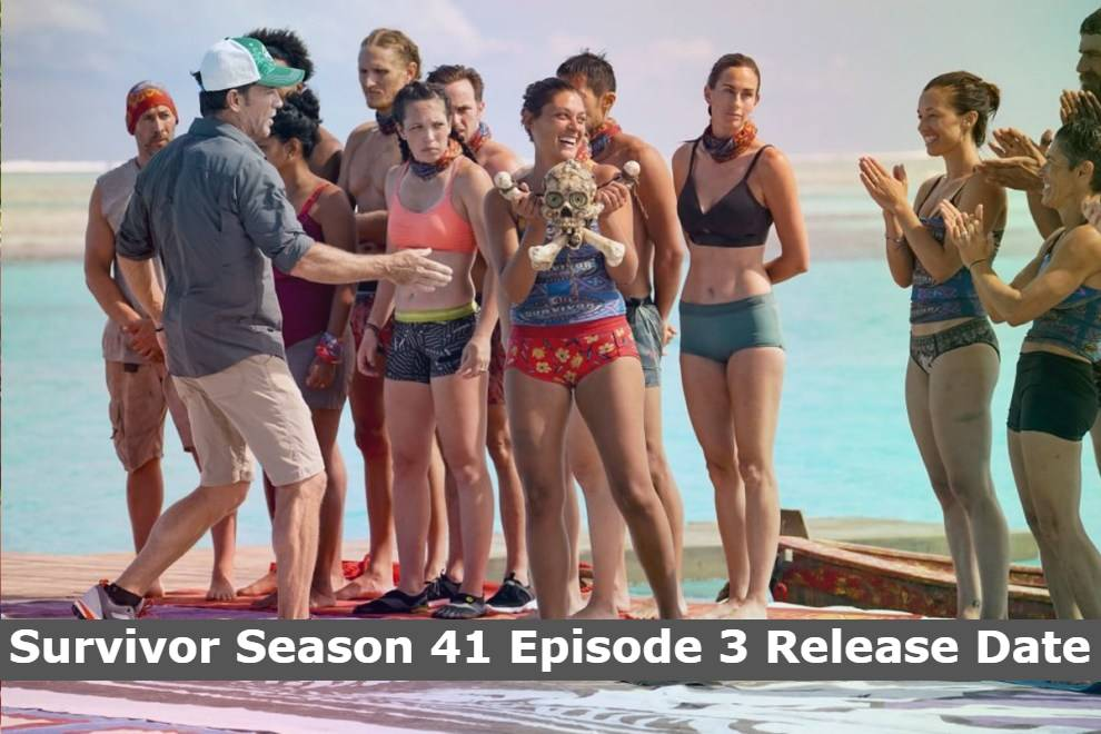 Survivor Season 41 Episode 3 Release Date and Time, Countdown, When Is It Coming Out?