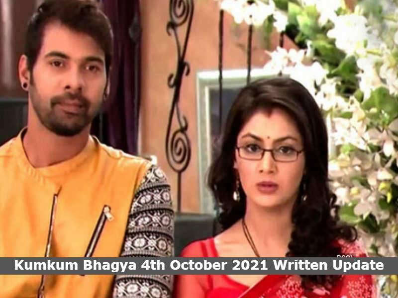 Kumkum Bhagya 4th October 2021 Written Update, Kumkum Bhagya 4th October 2021 Episode Upcoming Twists