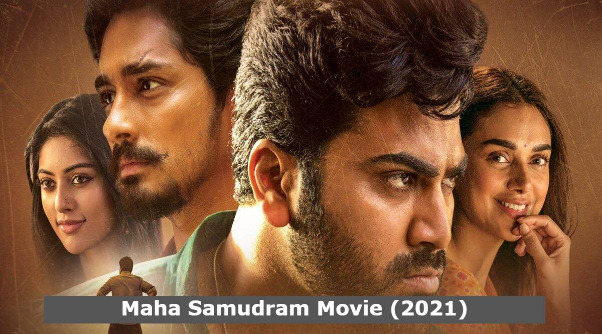 Maha Samudram Movie (2021) Leaked Online on iBomma for Free Download
