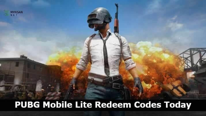 PUBG Mobile Lite Redeem Codes Today (1)