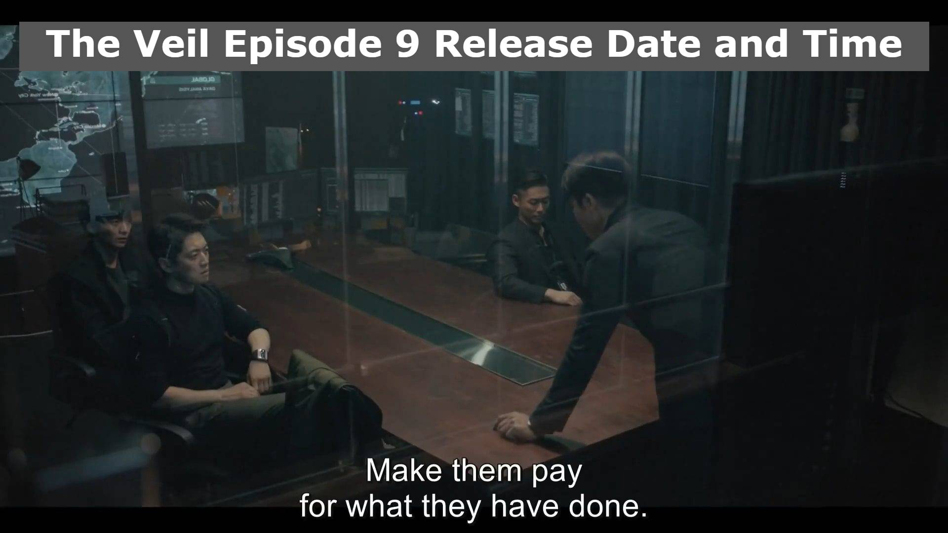 The Veil Episode 9 Release Date and Time, Countdown, When Is It Coming Out?